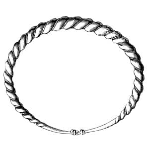 pulsera vikinga